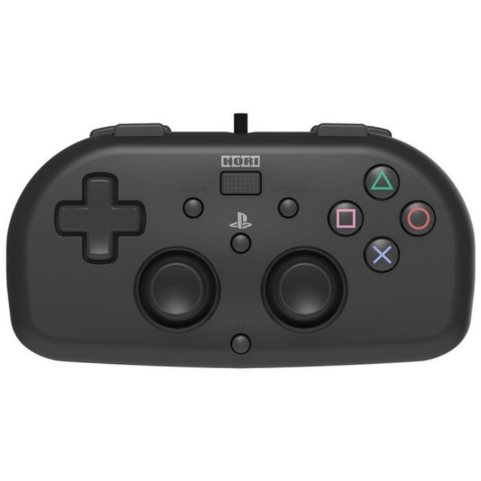 Hori Wired Mini Gamepad PS4 Controller - Black