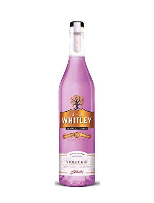JJ Whitley Violet Gin 70cl. Other Varieties Available