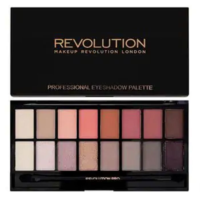 Revolution New-Trals vs Neutrals Eye Shadow Palette save £3.49 +3FOR2