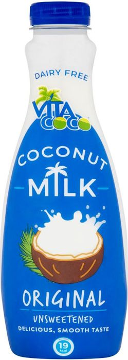 Free Vita Coco Coconut Milk with Shopmium