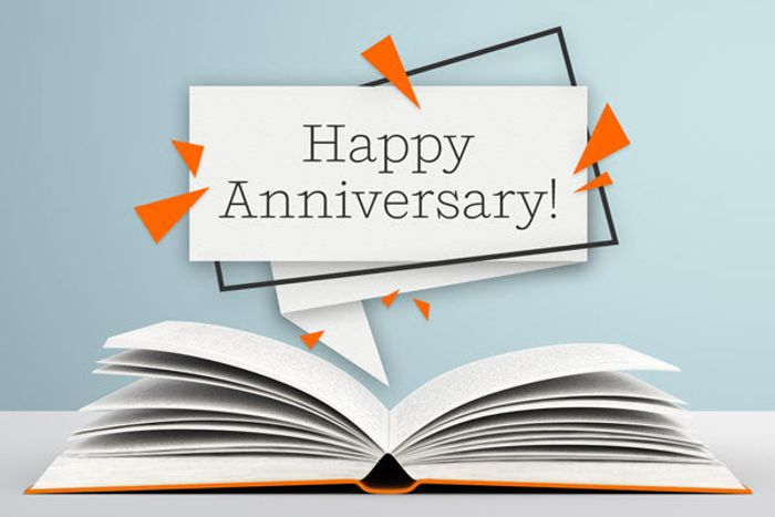 Penguin Random House - Happy Anniversary! We Got You Something Special