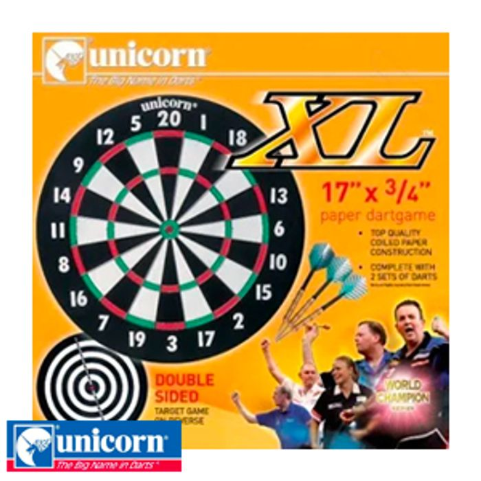 Unicorn XL Official Size Dartboard Instore + Online