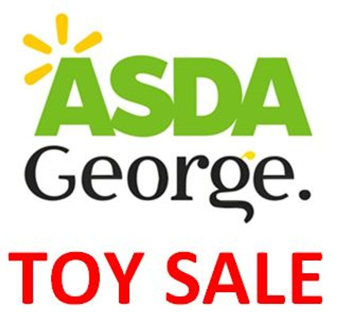 TOY SALE at ASDA GEORGE - LIVE NOW!