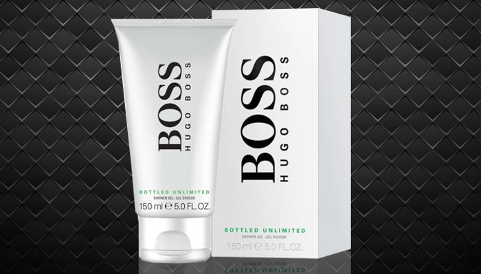 Hugo Boss 'Bottled Unlimited' Shower Gel - 150ml