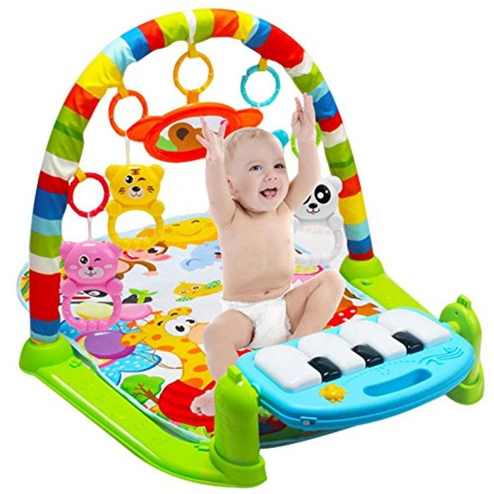 Baby Mat Toy with Piano