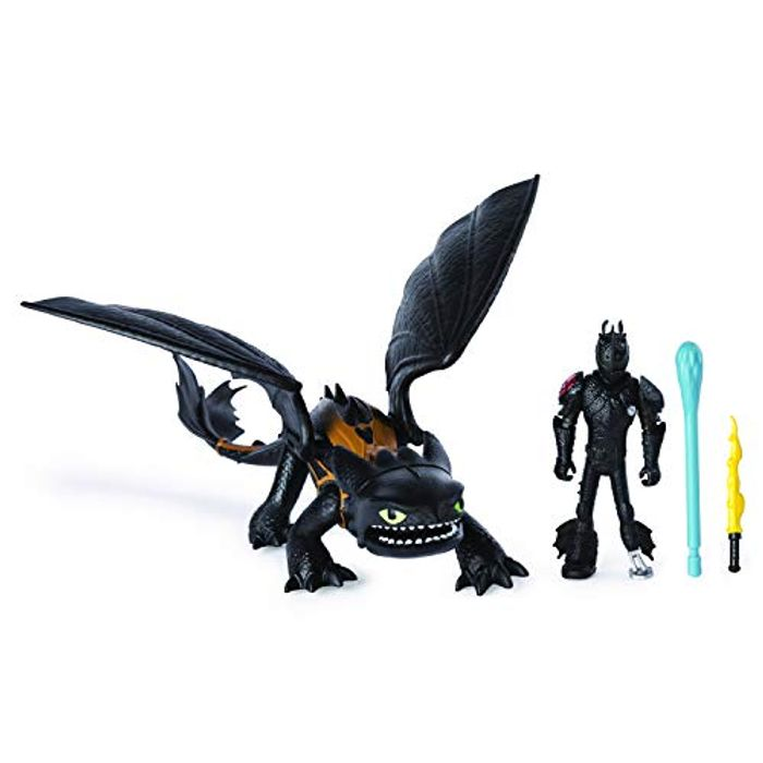 How to Train Your Dragon Play Figure