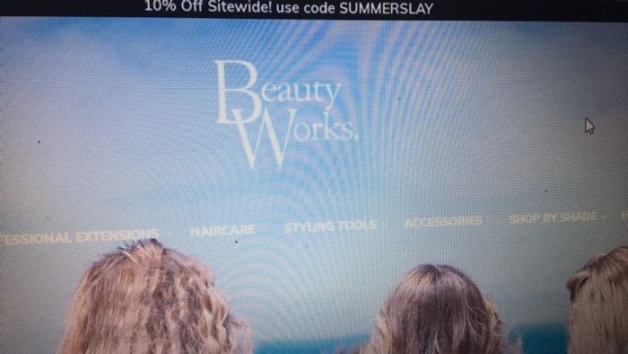 Beauty Works - 10% off Everything