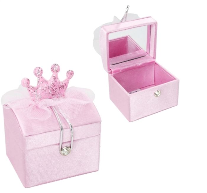 Luvley Princess Crown Tooth Chest