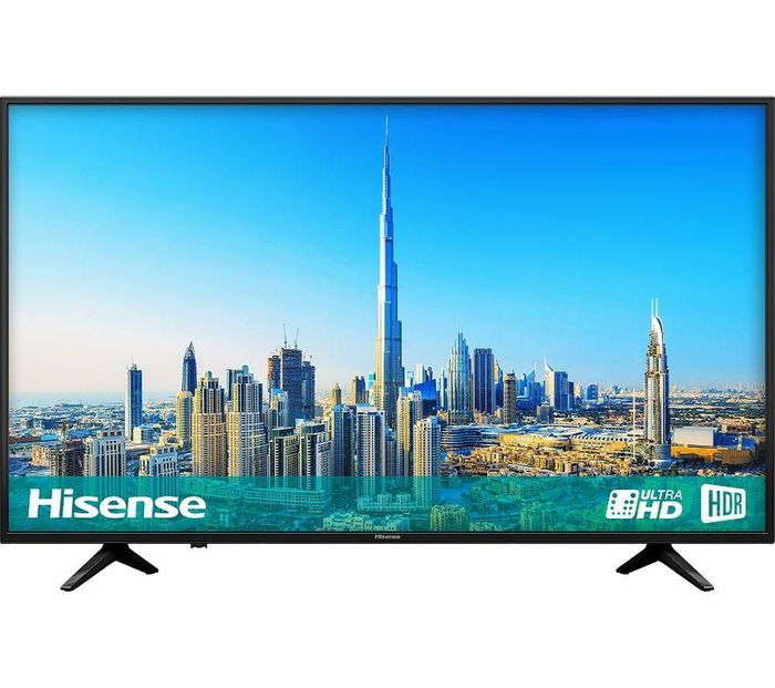 "HISENSE 50"" Smart Ultra HD HDR LED 4K TV"