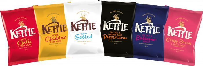 Kettle Chips - Half Price!