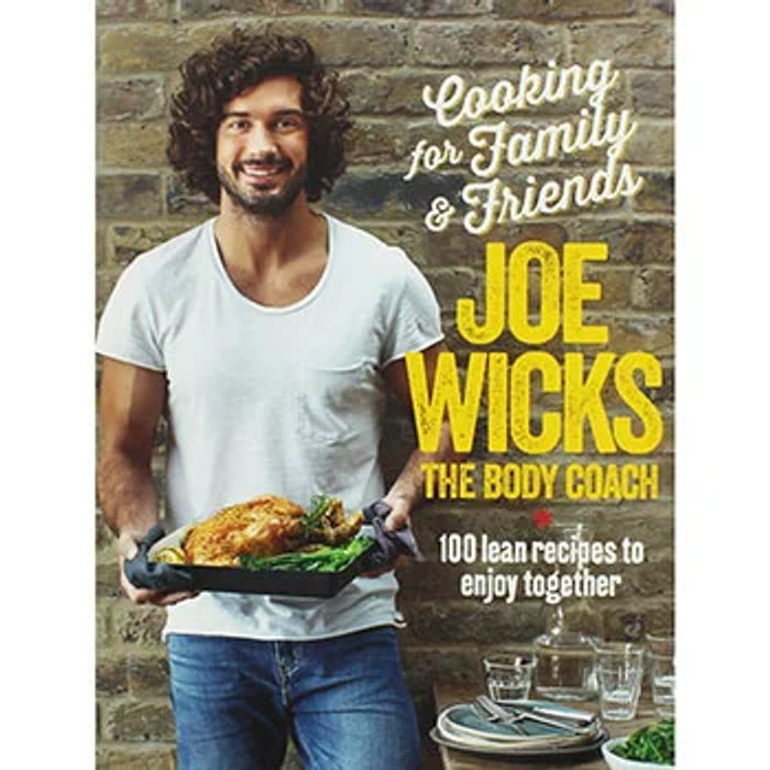 Joe Wicks Cooking for Family and Friends