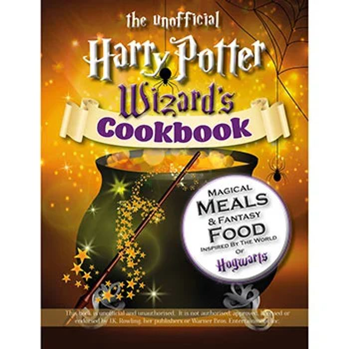 The Unofficial Harry Potter Wizards Cookbook