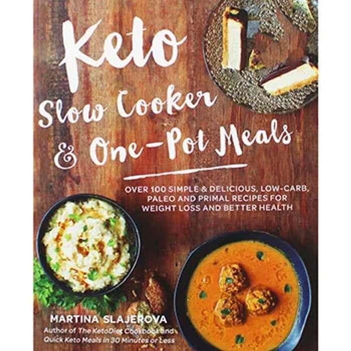 Keto Slow Cooker and One-Pot Meals - 65% Off