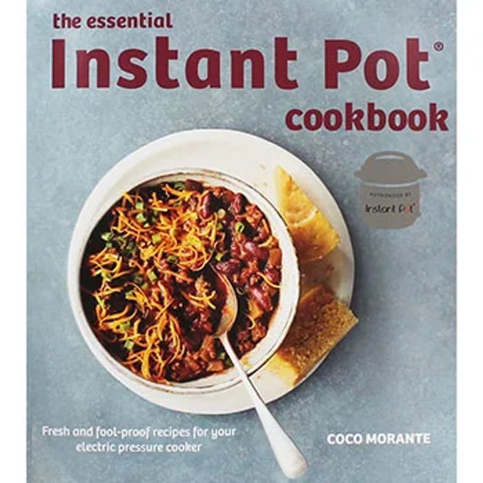 The Essential Instant Pot Cookbook - 65% Off