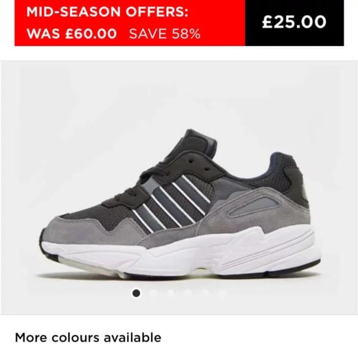 Adidas Originals Yung Trainers 58%off