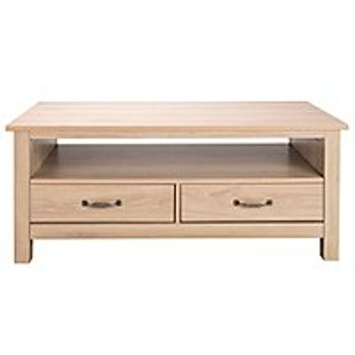 Newhampton Coffee Table Natural 25 Discount Applied At