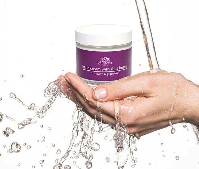 VALENTTE Hand Cream 50% Off