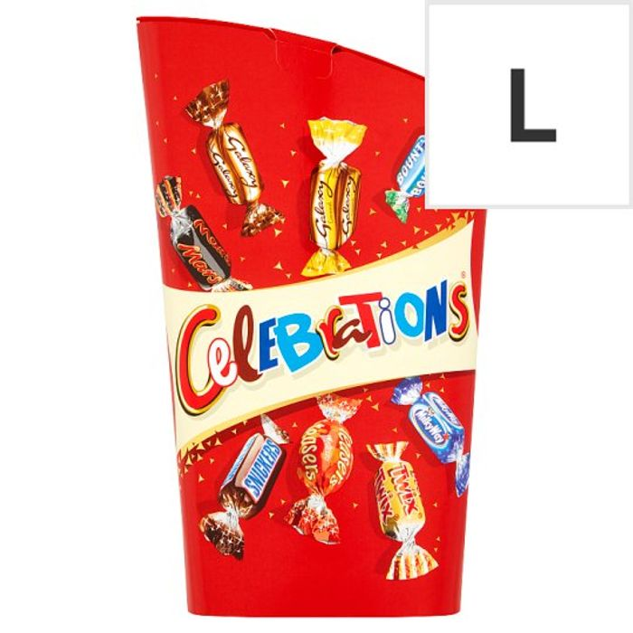 Celebrations Chocolate 240g - Save £1