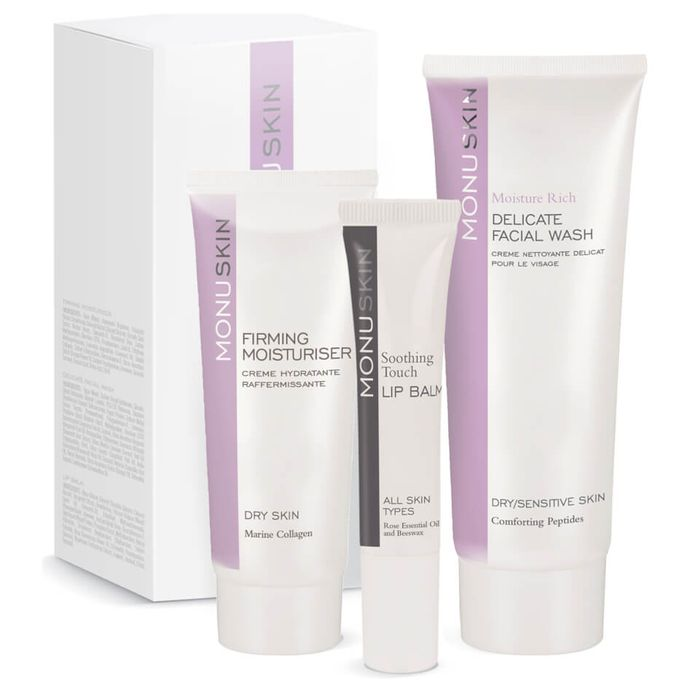 MONU Revive and Hydrate Collection (Worth £63.45)