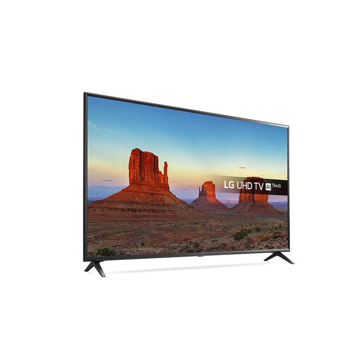 *SAVE over £800* LG 65-Inch UHD HDR Smart LED 4K TV with Freeview Play
