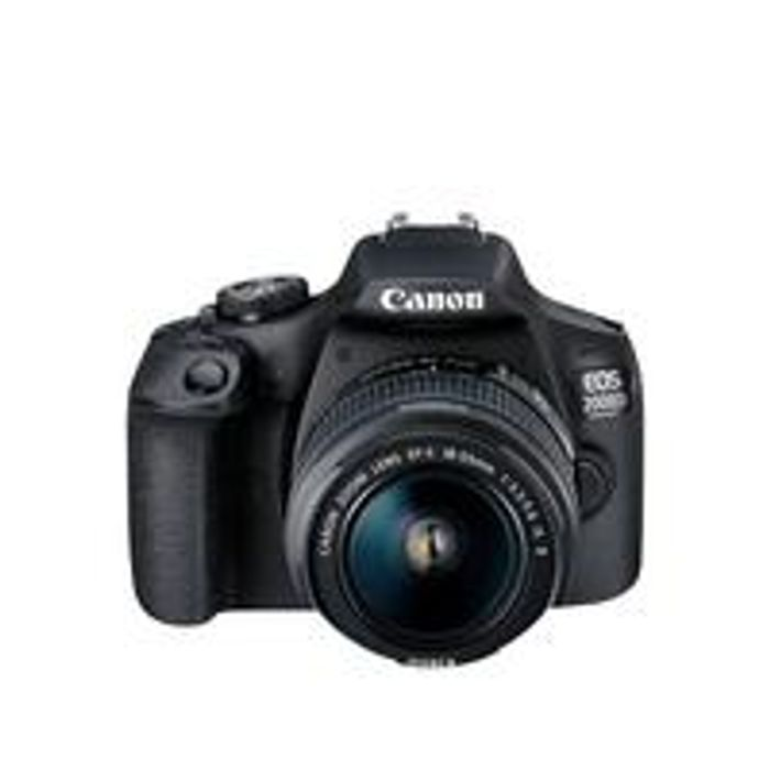 Canon EOS 2000D SLR Camera with EF-S 18-55mm is II Lens Kit