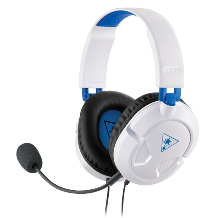 TURTLE BEACH Ear Force Recon 50P White Headset PS4