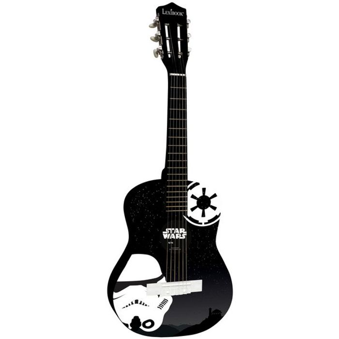 Lexibook Star Wars 3/4 Size Acoustic Guitar - Save £20