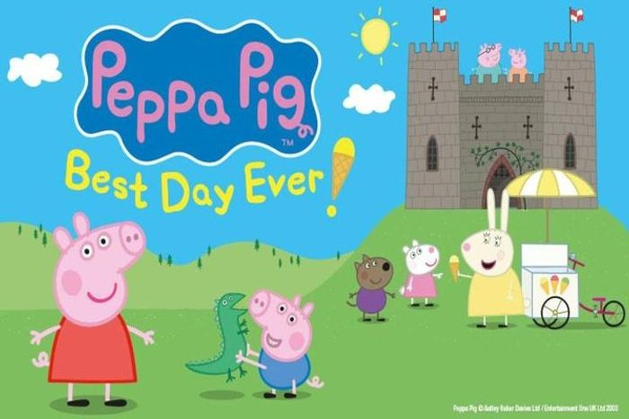 Peppa Pig's Best Day Ever! London Show & 24hr Hop-on Hop-off Thames River Cruise