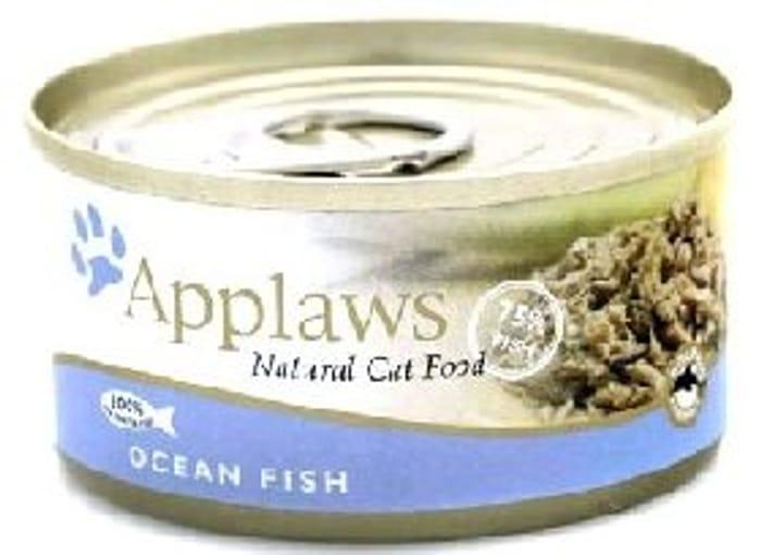 Applaws Ocean Fish Cat Food 70G 24PK