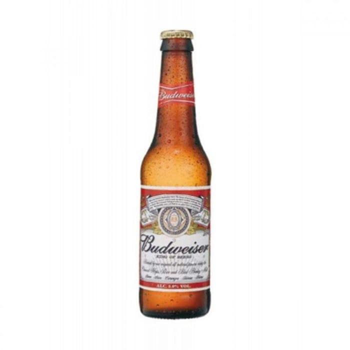 MEGA DEAL Budweiser Beer 300 Ml