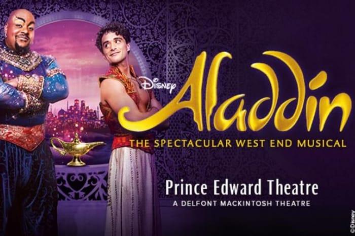 Aladdin the Musical London Theatre Show