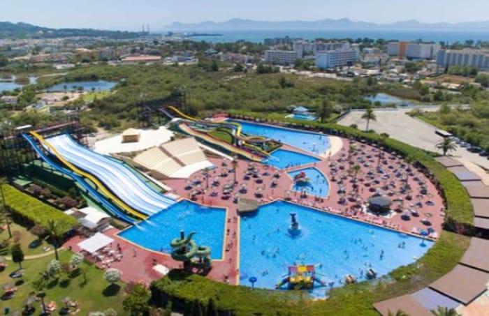 5-Nts 3* All-Inclusive Majorca w/Free Waterpark