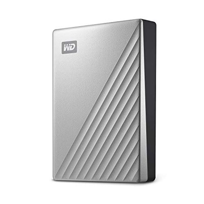 WD 4 TB My Passport Ultra USB-C Ready £92.04 Delivery at Amazon