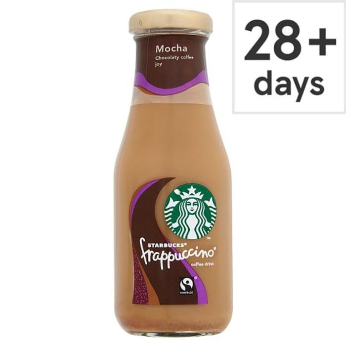 Starbucks Coffee Mocha Chocolate Frapuccino 250Ml