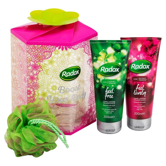 Radox Boost Your Body Gift Set