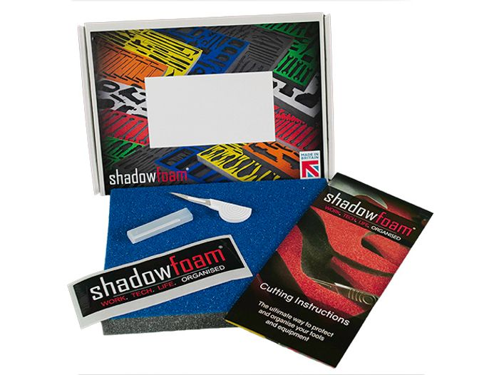 FREE Shadow Foam sample pack - £4.97 P&P