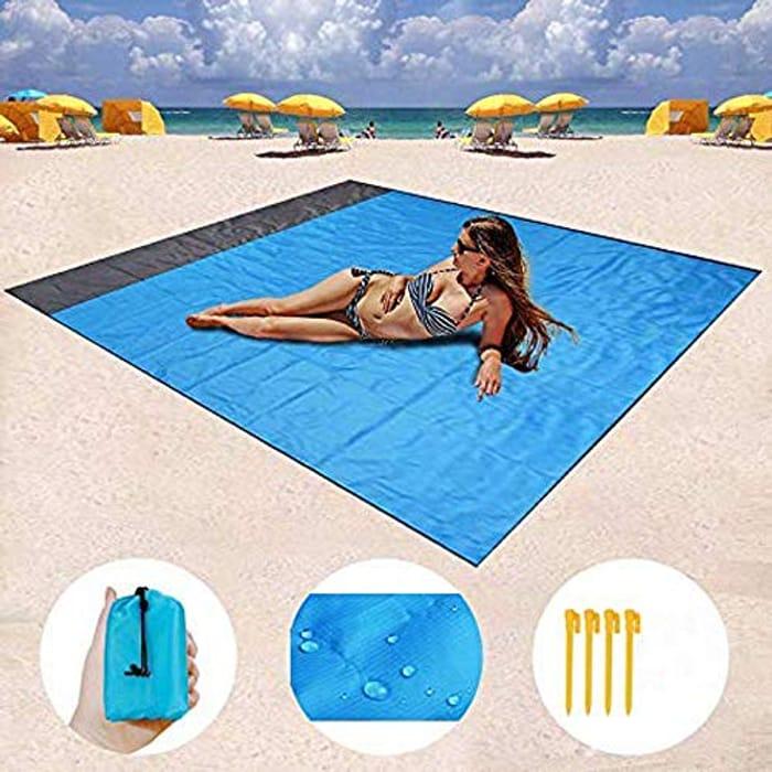 Waterproof Sand Proof Blanket 80% off + Free Delivery