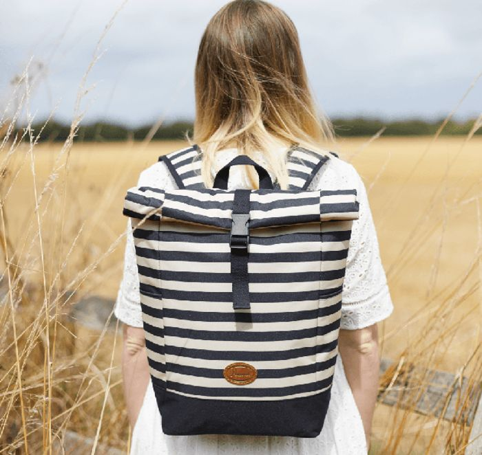WIN A RATHER FABULOUS ROLLTOP COOLBAG