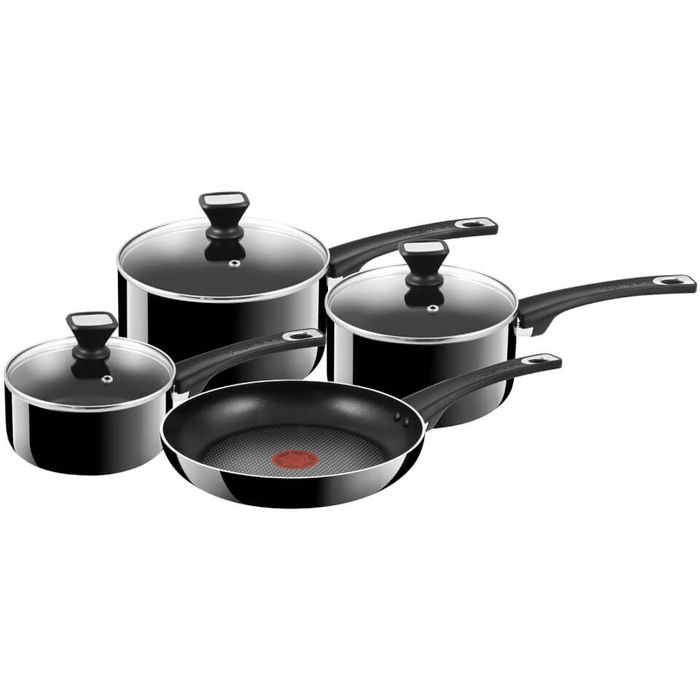 Jamie Oliver by Tefal Non Stick 4 Piece Pan Set
