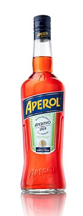 Aperol Aperitivo 700ml £10 / 1 Litre £12 - Amazing Summer Drink