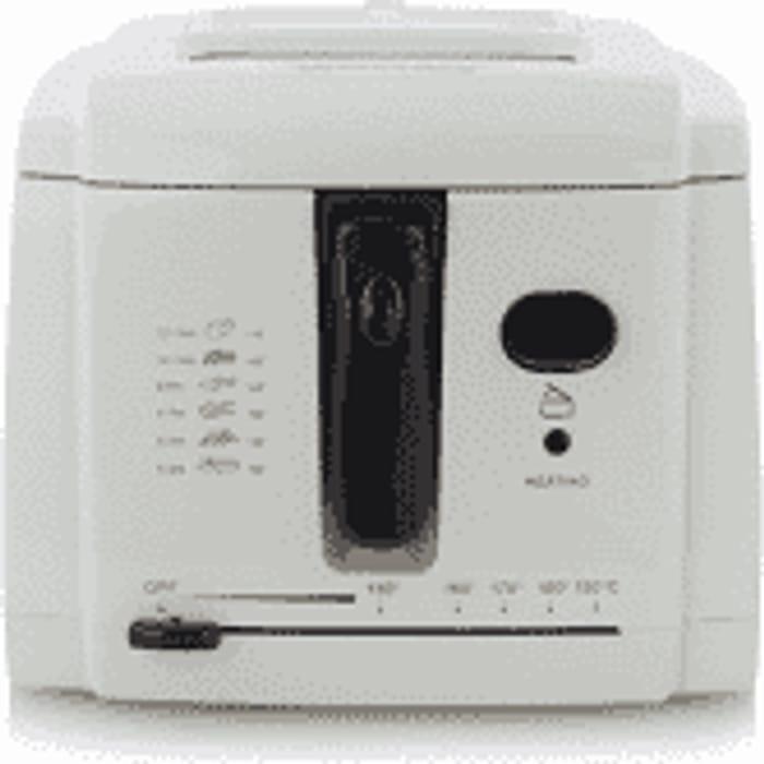 2L Deep Fat Fryer - White