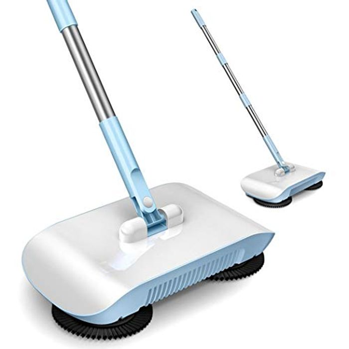 Hand Push Sweeper Broom (delivery charge £6:99)