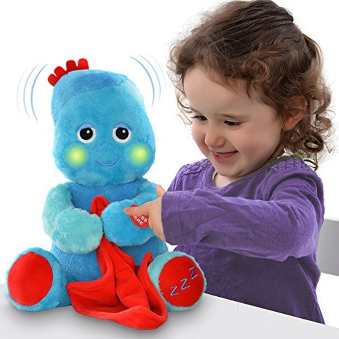 In the Night Garden Igglepiggle Toy
