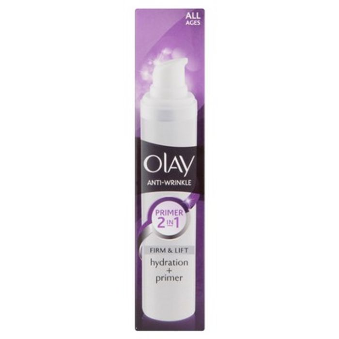 Olay Anti Wrinkle Primer 2 in 1 Hydration and Primer 50ml