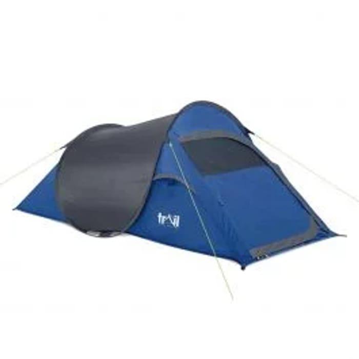 Trail SS 2-Man Waterproof Pop-up Tent £19.99