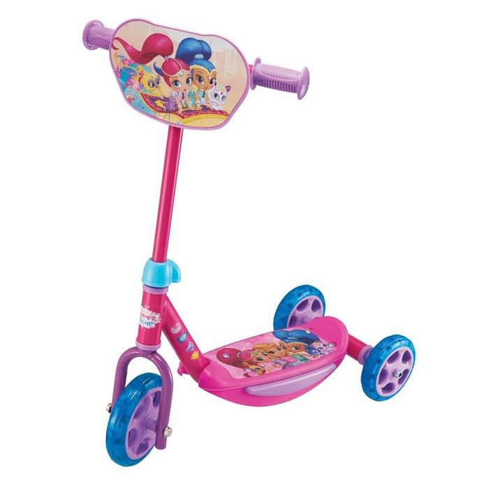 Shimmer and Shine 3 Wheel Scooter