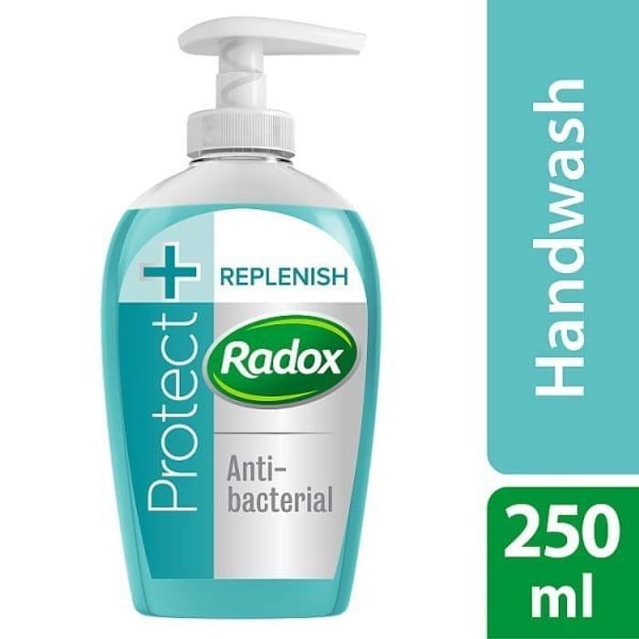 Better than 1/2 Price on Selected Radox Handwash