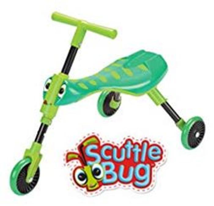 SAVE £11 - Scuttlebug Grasshopper Ride On **4.8 STARS** (Age 1+)