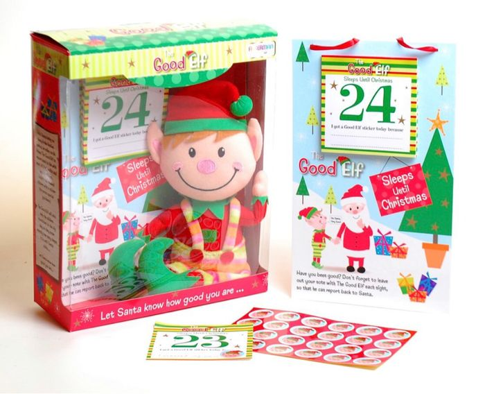 Elf on the Shelf Pack - Get Ready for Xmas!