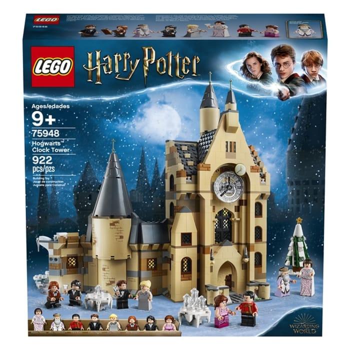 LEGO 75948 Harry Potter Hogwarts Clock Tower